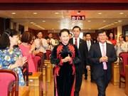 Ceremony marks VAST's foundation, Science-Technology Day