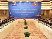 Vietnam, Cambodia agree to foster partnerships in various fields