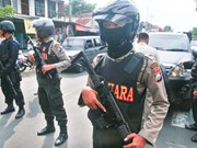 Indonesian police arrest dozens of alleged terrorists