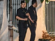 Malaysian police search former PM Najib Razak's home, office