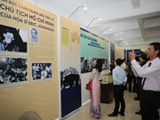 Thua Thien-Hue: Exhibition reflects Ho Chi Minh's ties with Europe
