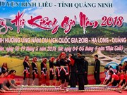 "Dao Thanh Phan ethnics in celebrate ""Ngay Kieng gio"" festival"