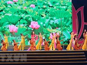 Various activities mark 128th birthday of President Ho Chi Minh