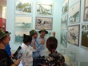 Cuban youth delegation visits Quang Tri