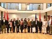 Party mass mobilisation commission delegation visits Netherlands