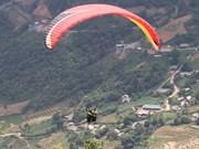 Yen Bai: 'Crystal cloud' exhibition, paragliding festival open