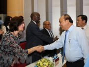 Meeting marks Natural Disaster Prevention and Control Day