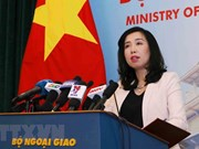 Vietnam asks China to stop bomber drills in Hoang Sa