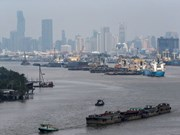 Thailand's Q1 growth reaches 20-quarter high of 4.8 percent