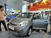 Auto imports drop sharply last week