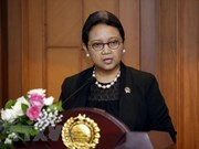 Indonesia calls on G20 to strengthen counterterrorism cooperation
