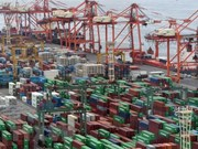 Thailand's exports in April rise 12.3 percent