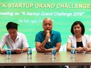 K-Startup Grand Challenge offers opportunities for Vietnamese firms