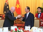 Vietnam proud to have a friend like Australia