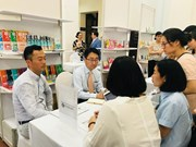 Vietnam-Japan book copyright festival opens in Hanoi