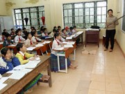 Project  improves learning environment for ethnic minority children