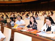 Lawmakers emphasises need for measures to protect denunciators