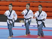 Asian Taekwondo championship kicks off in HCM City