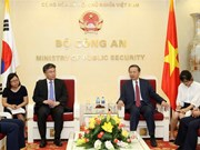 Vietnam, RoK increase anti-crime cooperation