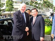 HCM City looks to tighten ties with Australia