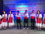 Slavic writing, culture celebrated in HCM City, Hanoi
