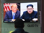 White House team to leave for Singapore to prepare for US-DPRK Summit
