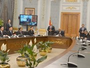 Egypt's leaders vow to help VN boost ties with Middle East, Africa