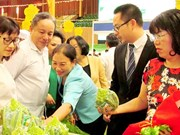 Vietnamese organic products to be displayed at ThaiFex 2018