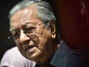 Malaysia PM announces to cancel some major projects