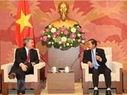 NA Vice Chairman meets with visiting US Senator
