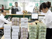 Reference exchange rate goes up at week's beginning
