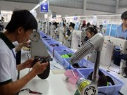 Footwear giants flock to Vietnam