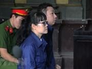 Court upholds sentences for former Vietinbank officials