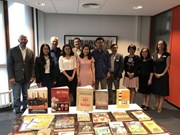 Books on Vietnam handed over to Netherlands' Leiden University