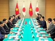 Vietnam, Japan issue joint statement