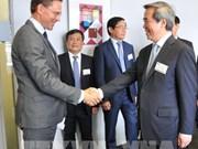 Vietnamese official lauds ties with EU
