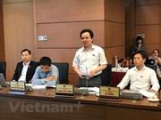 NA deputies debate revised Anti-Corruption bill