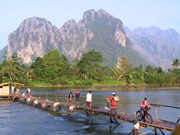 Tourism pushes up employment in Laos
