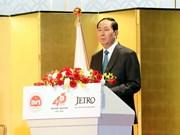 President appreciates Japan's discipline, responsibility, business culture