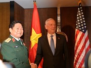 US seeks further cooperation with Vietnam in defence industry