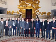 PM Nguyen Xuan Phuc hosts leaders of Argentinean provinces