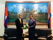 Cambodia, Thailand to boost tourism cooperation