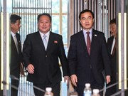 DPRK proposes joint celebrations for first inter-Korean summit