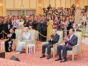 45th anniversary of Vietnam - Japan ties marked in Tokyo