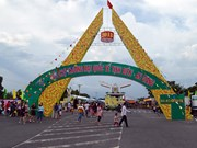 Tinh Bien – An Giang international trade fair opens