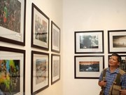 American photographic society's exhibition opens in Hanoi