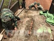 Dak Nong defuses three 227kg-bombs