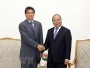 Prime Minister hosts Greek Ambassador