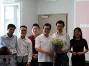Association of Vietnamese experts in Switzerland set up