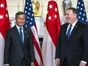 US appreciates Singapore's role as host of US-DPRK Summit